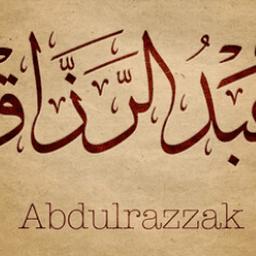 Abdulrazak Abdulrazak