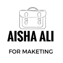 Aisha Ali For Marketing